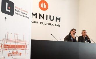 Vés a: Òmnium crea un premi per reconèixer la millor novel·la catalana de l'any