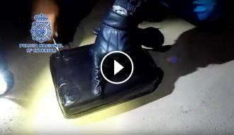 Vés a: VÍDEO Detinguts a Tarragona membres d'una organització dedicada al tràfic de drogues