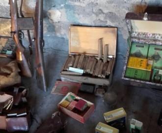 Vés a: Troben un arsenal d'artefactes explosius de la Guerra Civil al monestir de Santa Teresa de Vic