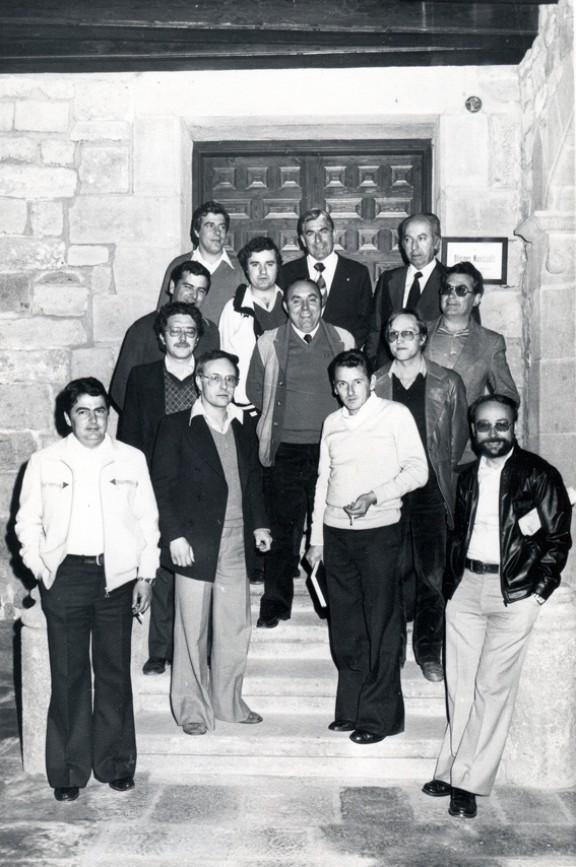 L'Ajuntament expressa el seu condol per la pèrdua de Francesc Lupiáñez, regidor del primer mandat democràtic