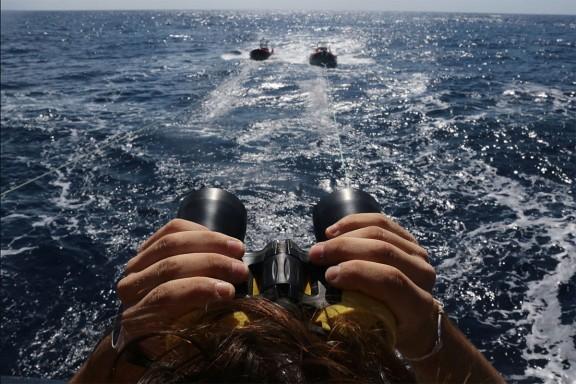 Diari de bord al vaixell de Proactiva