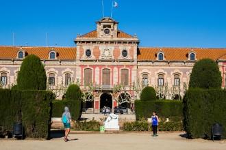 Vés a: El Parc de la Ciutadella, tancat per la constitució del Parlament