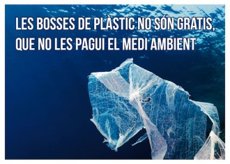 Vés a: Les bosses de plàstic de nanses ja no són gratuïtes als comerços