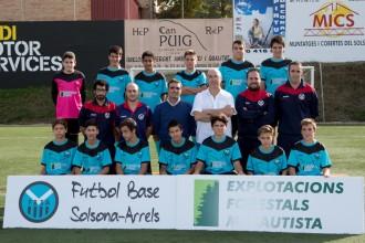 Resultats i calendari del Futbol Base Solsona Arrels