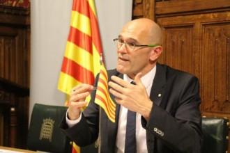 Vés a: Romeva insta els catalans a l'exterior a ser part activa en la definició del futur de Catalunya