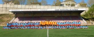 Èxit una edició més de l'11è Campus de Futbol LACH