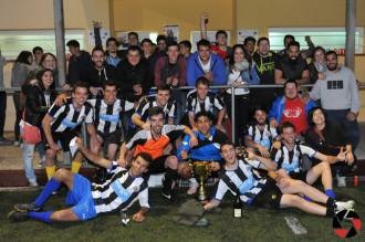 New Castell guanya les 7enes 12 hores de Futbol 7 de Solsona als penals