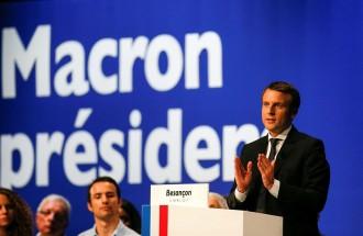Vés a: Macron: «A partir d'aquesta nit he d'unir tots els francesos»