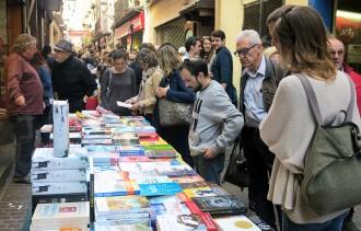 Vés a: Sant Jordi brilla al Berguedà, en una diada de família, dolçor i bon temps