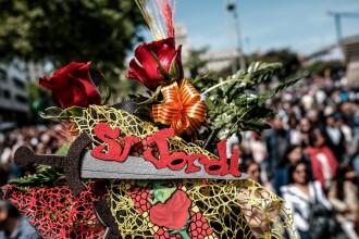 Vés a: Els cinc barrets de Sant Jordi