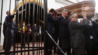 Vés a: L'incòmode passat que arrossega Alberto Ruiz-Gallardón
