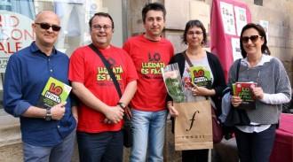 Vés a: La novel·la negra i «Lo diccionari lleidatà», protagonistes del Sant Jordi a Ponent