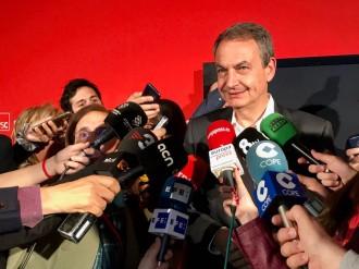 Vés a: Zapatero acusa Catalunya de tenir «prejudicis» amb Susana Díaz per ser dona i andalusa