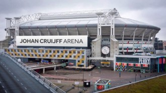 Vés a: Estadi Johan Cruyff, l'homenatge de l'Ajax al geni del futbol