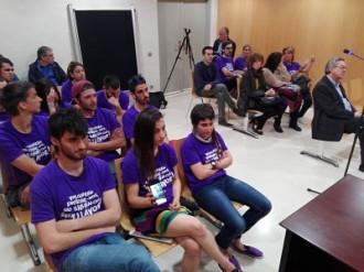 Vés a: Condemnen 12 joves a pagar 360 euros per ocupar un antic concessionari de Granollers