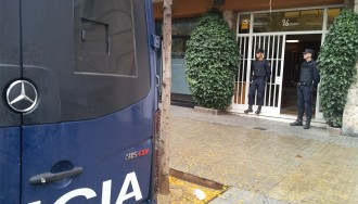 Vés a: La Policia Nacional escorcolla el domicili de Jordi Pujol