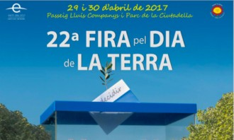 Vés a: 29-30 d'abril: 22a Fira per la Terra al Parc de la Ciutadella