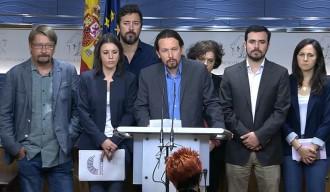 Vés a: La moció de censura contra Rajoy es debatrà el 13 de juny