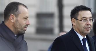 Vés a: El president del Barça, a judici pel fitxatge de Neymar