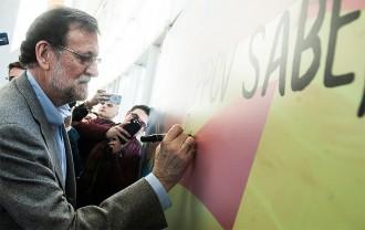 Vés a: Rajoy respon Puigdemont: rebutja el referèndum i avisa que no trencarà l'«ordre constitucional»