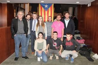 Les Joventuts d'Esquerra Republicana a Solsona es presenten amb ganes de treballar
