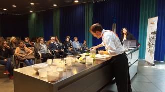 Alícia't omple Món Sant Benet de famílies i aficionats a la gastronomia