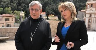 Abat de Montserrat: «El Vaticà reconeix tots els nous estats. I una Catalunya independent, també»