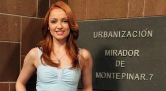 Una actriu de «La que se avecina» es despulla per celebrar els 600.000 seguidors a Instagram