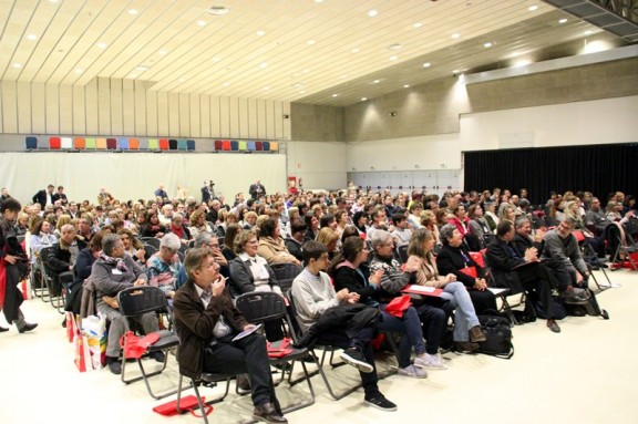 Més de 400 persones s'apleguen a Solsona en l'onzena Jornada de Mestres i Professors de Religió de Catalunya