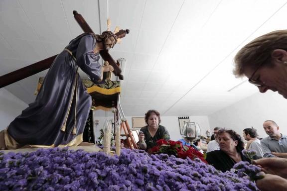 Processó de Divendres Sant a Can Puiggener