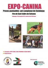 La Fira de Sant Isidre acollirà una expo-canina