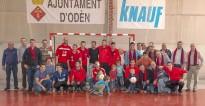 Cambrils celebra tres dècades de futbol sala