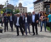 Vés a: El President Artur Mas visità la Fira de Sant Isidre