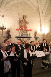 Els solsonins renoven un any més la seva devoció a l'aplec de Santa Llúcia