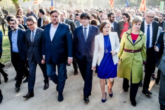 Vés a: Puigdemont desafia el TSJC i anuncia un nou web amb els punts de votació