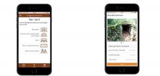 Una nova aplicació mòbil permet inventariar les construccions de pedra seca de Catalunya