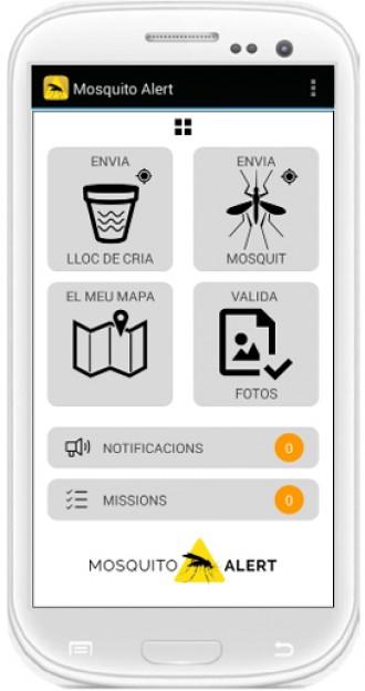 Neix un portal de gestió del mosquit tigre amb participació ciutadana