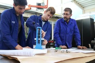 Vés a: L'IES Garrotxa, un centre d'innovació per a estudiants