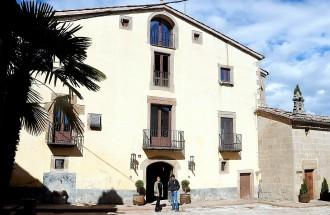 Una masia del sud del Solsonès mostra com era la vida fa 200 anys en una casa autosuficient