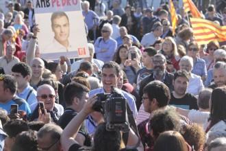 El 82,6% dels militants del Bages, Berguedà i Solsonès voten per Pedro Sánchez a les primàries del PSOE
