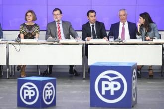 Vés a: La rebuda de Rajoy a Puigdemont: «El referèndum és un xantatge antidemocràtic»