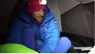 Vés a: VÍDEO Les primeres imatges de l'ascensió de Kilian Jornet a l'Everest