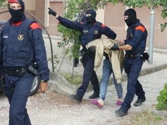 Vés a: Presó provisional per a tres detinguts en el macrooperatiu antidroga a Tarragona