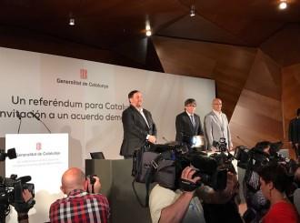Vés a: Set lectures espanyoles de l'acte a Madrid: de la «independència impossible» al desig de «diàleg»