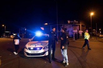 Vés a: VÍDEOS Un «incident terrorista» provoca el caos a un concert a Manchester