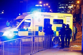 Vés a: Estat Islàmic reivindica l'atemptat a Manchester que ha deixat 22 morts