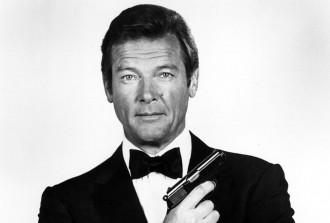 Vés a: Mor Roger Moore, el tercer James Bond