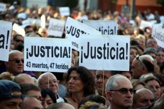 Vés a: El jutjat arxiva la investigació sobre l'accident del metro de València