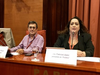 Vés a: Dos periodistes de «Público» alerten que hi ha una «brigada política» al ministeri de l'Interior