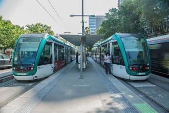 Vés a: Colau refreda el projecte estrella del tramvia per encarrilar el pressupost